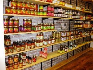 Buy local food